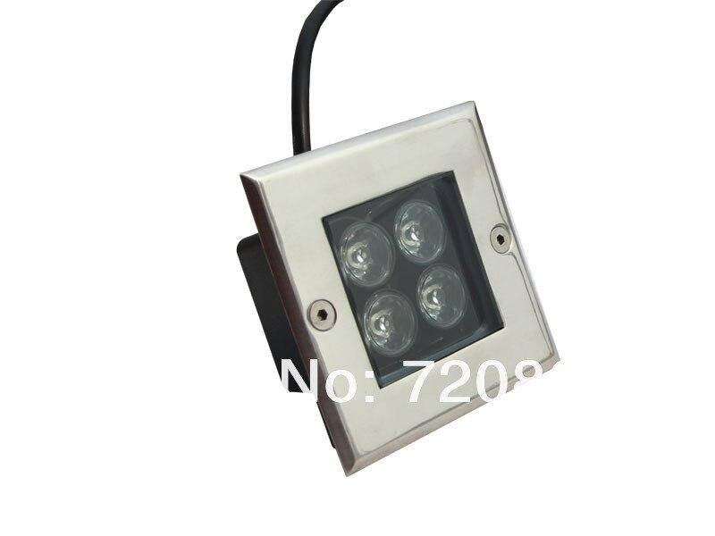 10 pcs Frete Grátis 4 w LED