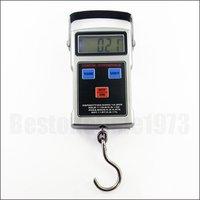 50 кг / 20 г 25 кг / 10 г цифровой жк-дисплей электронный весы вес весы полномочия сумку для РБА кр путешествие температуры весы