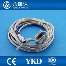 Critikon Dinamap 8710 Neonate Silicon Wrap spo2 sensor, metal 7pins