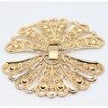 Fantástico Chapados En Oro de Corchetes de La Joyería de Moda Multi strands JC013 Corchetes de La Joyería DIY para la Pulsera y Del Collar Del Envío Libre