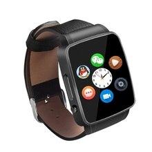 Alibaba China Lieferant Reloj Inteligente Android X6 Smartwatch Stoßfest Smartphone orologi bluetooth