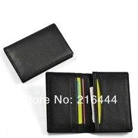 бесплатная доставка ] liams 100% из натуральной кожи известный бренд визитница бумажник