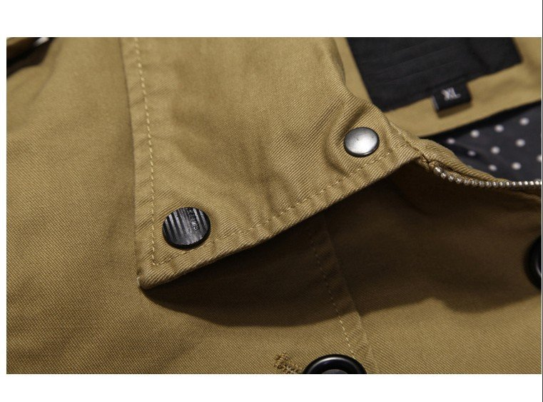 e6195e96441 Cotton-padded jersey winter clothes splicing jacket men down coat army  supreme jacket winter down parka goose men for 2013 D042