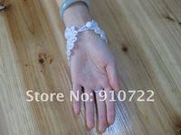 бесплатная доставка рукавом свадьба / свадьба перчатки / довольно рукава форме сердца с kruger с рос