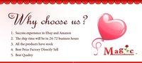 бесплатная доставка красочные деятельность продвижение подарок для полива ну / свадьба / узел сбой 100 шт./лот