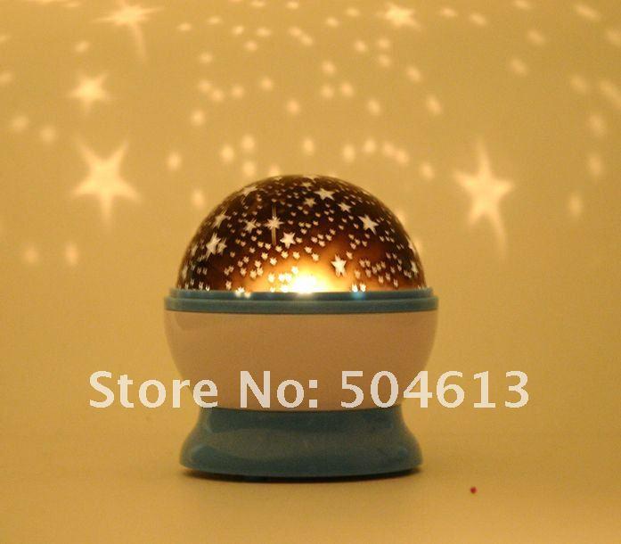Хороший подарок Новая Мечта Сумерки вращающаяся проекция светящаяся лампа