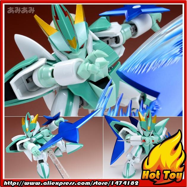 100% Original BANDAI Tamashii Nations Robot Spirits No.166 Action Figure - Genoumaru from Mashin Hero Wataru