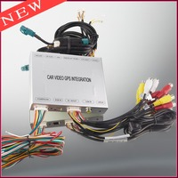 Automotive DVD Player Multimedia for Ford Focus 2015 Accessories GPS Navigator With AV Input