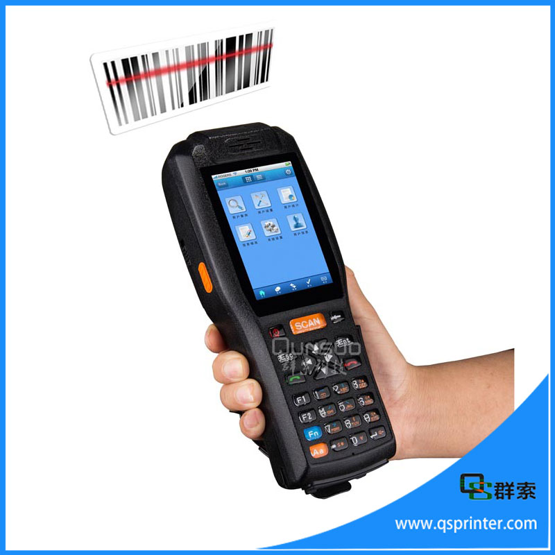 draagbare draadloze android data collector handheld android pda terminal barcode scanner in. Black Bedroom Furniture Sets. Home Design Ideas