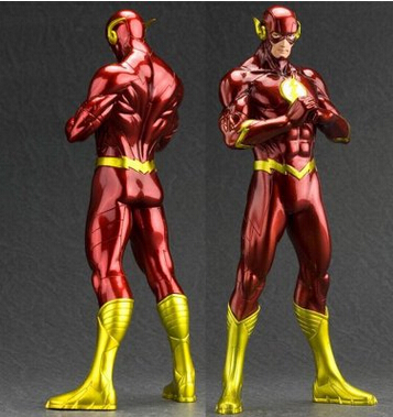 Crazy Toys The Flash PVC Action Figure Collectible Model Toy 10