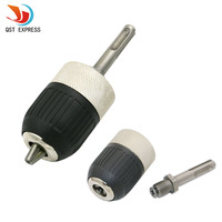 Submarine Express Rotary Hammer Keyless Drill Chuck SSD SS Shout Kg Daily IP Adapter 2 13MM