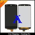 Shipping + Tracking No. 100% probado Original para LG Nexus 5 D820 D821 asamblea de pantalla táctil LCD - negro