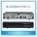 5pcs/lot Best Sale Full Channels Softwares Zgemma-Star LC FTA Sat Receiver Linux OS E2 DVB-C One Tuner Upgraded Zgemma-Star H1