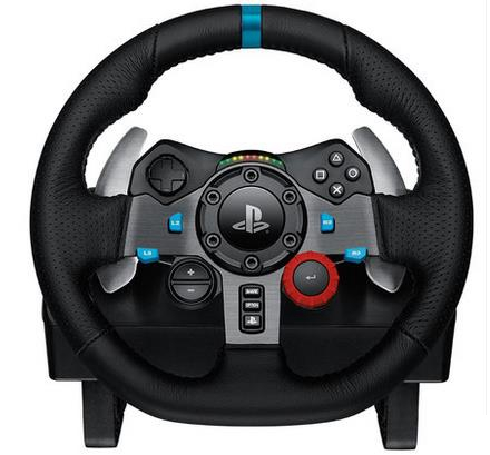 Racing Steering Wheel Pc Game Logitech G29 Ps3 Ps4 Need