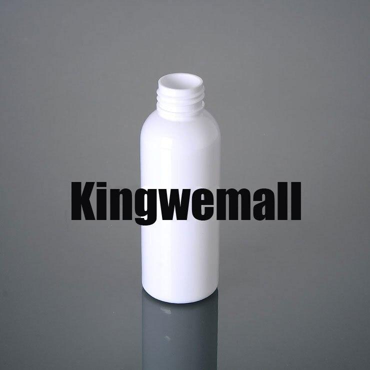 300 шт/партия 100 мл пресс-насос лосьон бутылка используется для косметической упаковки PWG34