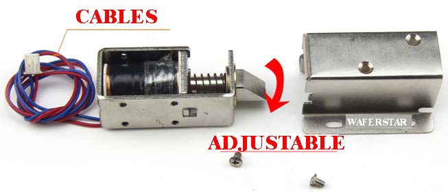 Actuator Electric Door Lock Solenoid Lock Cabinet Lock Access control Lock-in Access Control Accessories from Security u0026 Protection on Aliexpress.com ...  sc 1 st  AliExpress.com & Actuator Electric Door Lock Solenoid Lock Cabinet Lock Access ...
