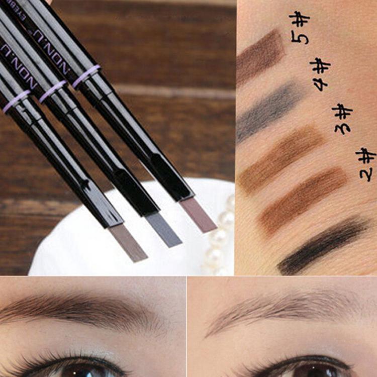 Drop Shipping Beauty Tools Women Makeup Cosmetic Eye Liner Eyebrow