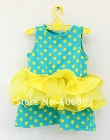 Платье для девочек от 7 лет