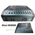 Dj-микшер, цифровой аудио микшер PMX808D