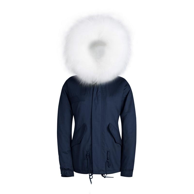 De Automne Survêtement D'hiver Grand Avec 2016 Canard Parka Col Veste Femmes Duvet Fourrure Et gfnqSWAST