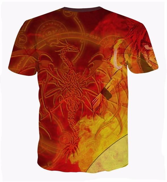 Fairy Tail 3D T-shirt
