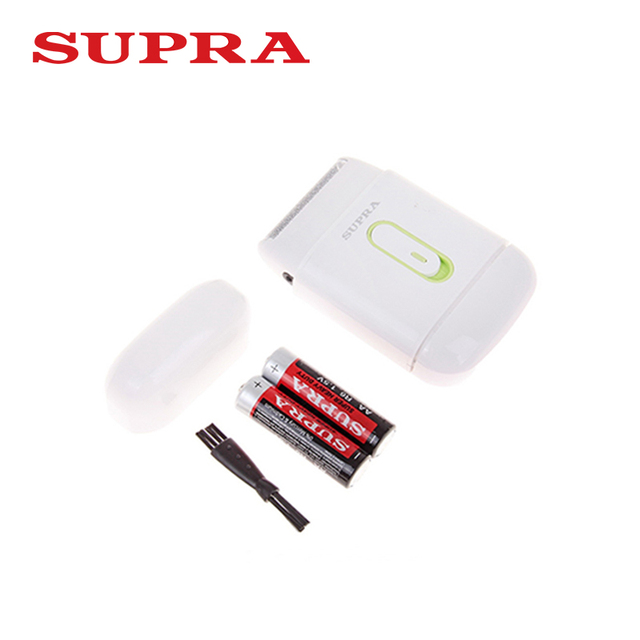 Бритва с сеточной системой бритья SUPRA RS-301