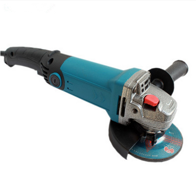 цена на 880W Electric Polisher Rotary Angle Grinder Sander Politriz Polishing Machine Lixadeira Accessories Set Polisseuse Voiture