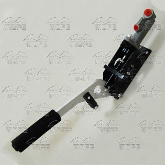 Universal Aluminum Master Cylinder 0.7 Inch Vertical Horizontal Racing Drift Rally Hydraulic Handbrake Hand Brake Purple Red Black Blue DSC_0336