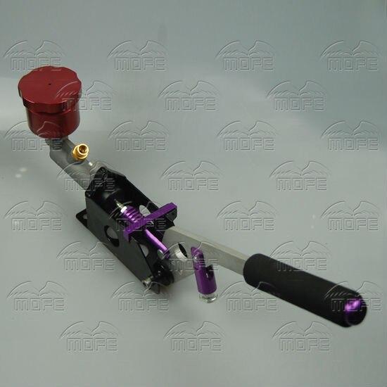 Drift Hand Brake Hydraulic Handbrake With Red Oil Tank for Hand Brake Fluid Reservoir E-brake  DSC_0065