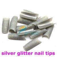 6 цветов в ассортименте блеск советы ногтей предварительно дизайн chile бревно продается артикул : xa0051