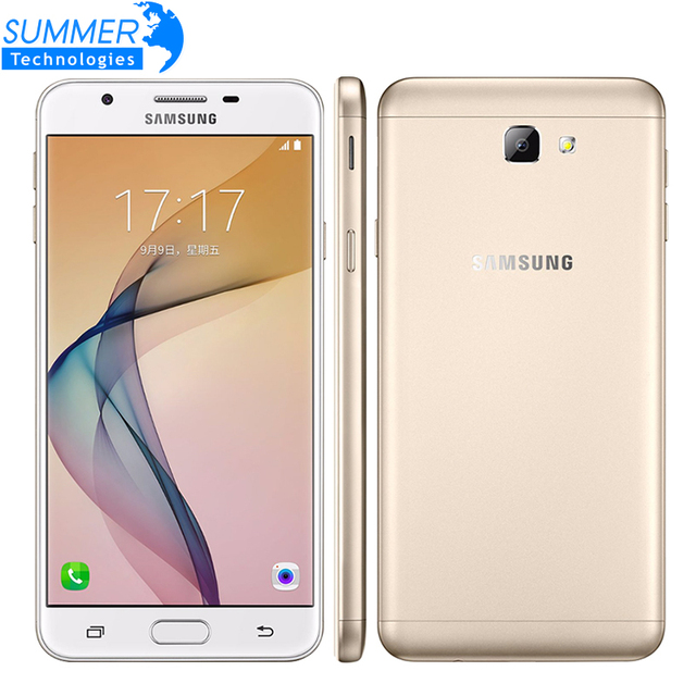 2016 Unlocked Original Samsung Galaxy On5 G5520 Quad Core fingerprint Dual SIM 13MP 2GB RAM 8GB ROM 4G LTE Android Phone