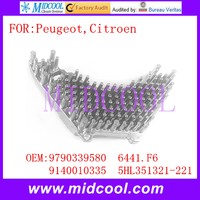 Novo uso Blower Motor Resistor Regulador OE NO. 6441. F6  9790339580  5HL351321-221  9140010335 para Peugeot Citroen