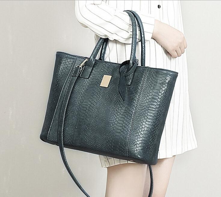 ФОТО 2017 Women Genuine Leather Handbags   Handbags High Quality  Women Purses And Handbags CrossBody Bag  Q5-1