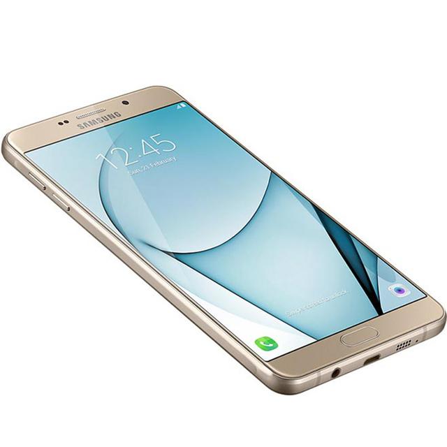 "2016 Original Unlocked Samsung Galaxy A9 A9100 Mobile Phone Octa Core Dual SIM 6"" 16.0MP Camare 4GB RAM 32GB ROM Smartphone"