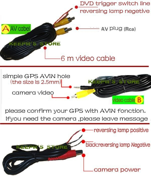 Проводной и беспроводной автомобильная парковочная камера заднего вида камера для Jeep Renegade автомобиля и функцией ночной съемки Водонепроницаемый