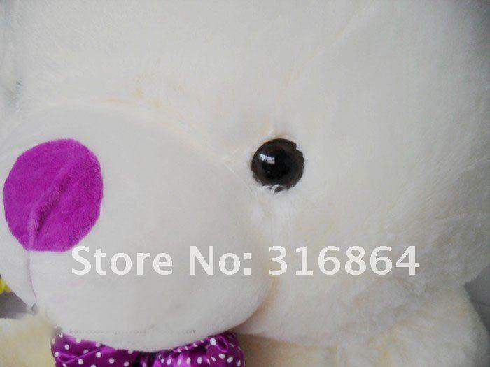 Рождество подарок мишки плюшевые мягкие игрушки поставка фабрики