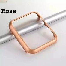 Watch Protect Case Metal frame Case Cover For Apple Watch