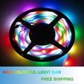 Special Offer New Cree Ccc Led Strip 5050 5730 3528 Dc12v Flexible Light 60 Leds/m,5m/lot  Waterproof+power supply 110v 220v