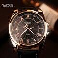YAZOLE Reloj de Los Hombres de Primeras Marcas de Lujo Famoso de Cuarzo 2016 Reloj Hombre Reloj del Negocio del Reloj de Cuarzo reloj Relogio masculino