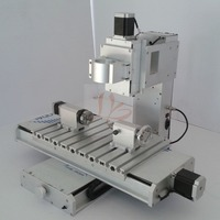 Free Shipping Cnc Router Frame 5 Axis Cnc Pillar Type CNC 3040 Router Parts With Ball