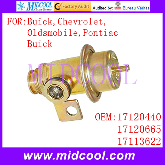 New Fuel Injection Pressure Regulator use OE NO. 17120440   17120665   17113622 for Buick Chevrolet Oldsmobile Pontiac Buick|injection stretch blow molding machine|injection fuel|regulator 24v - title=