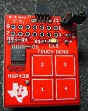 Бесплатная доставка! MSP430F2013 тачпад/TI оригинальная плата разработки/электронный компонент