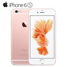 Оригинальный Разблокирована Apple iPhone 6 S Смартфон 4.7 «IOS 9 Dual Core A9 IOS 9 16/64/128 ГБ ROM 2 ГБ RAM 12.0MP 4 Г LTE Мобильный Телефон