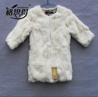 мех пальто средний - длинная кроличий мех пальто жилет короткая дизайн мех пальто