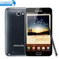 """Abierto original samsung galaxy note i9220 n7000 teléfono móvil 5.3 """"teléfono dual core 8mp gps wcdma reformado teléfonos celulares"""