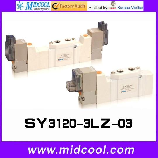5 way pilot solenoid valve SY3120-3LZ-03 от Aliexpress INT