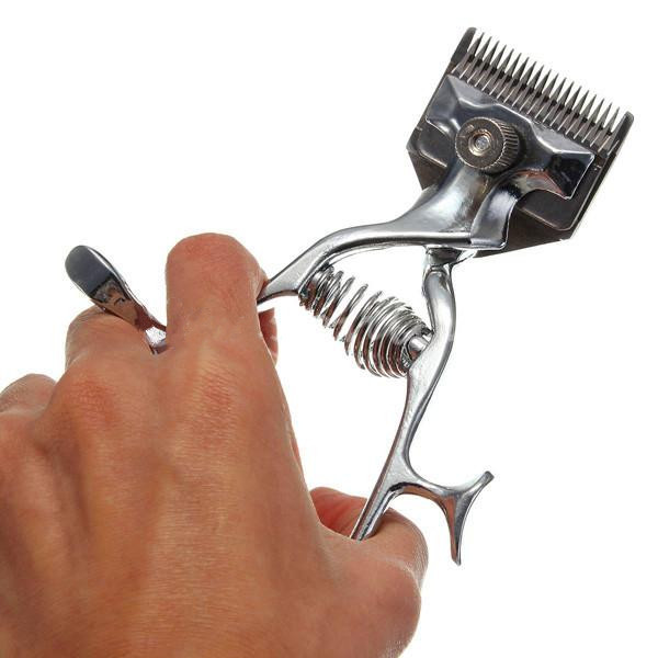 Manuella skäggtrimmers