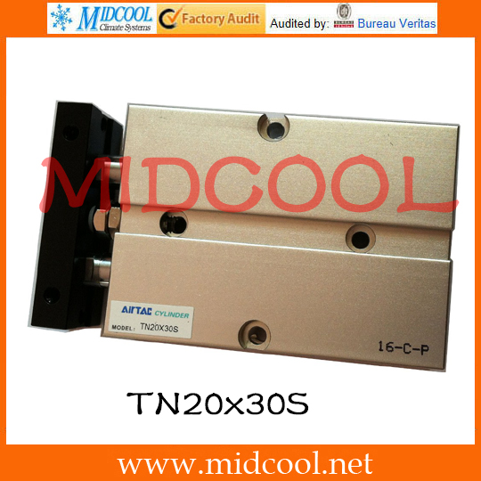 ФОТО Original AirTAC Twin-rod cylinder TN Series TN25x30S