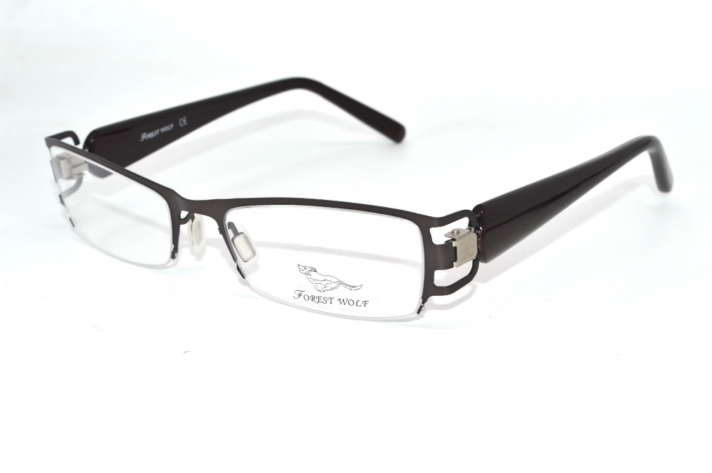e1ee17dc92 ... design Exquisite spring hinge Frame custom made Prescription myopia  glasses Photochrmic 1 to 6-in Eyewear Frames from Women s Clothing    Accessories