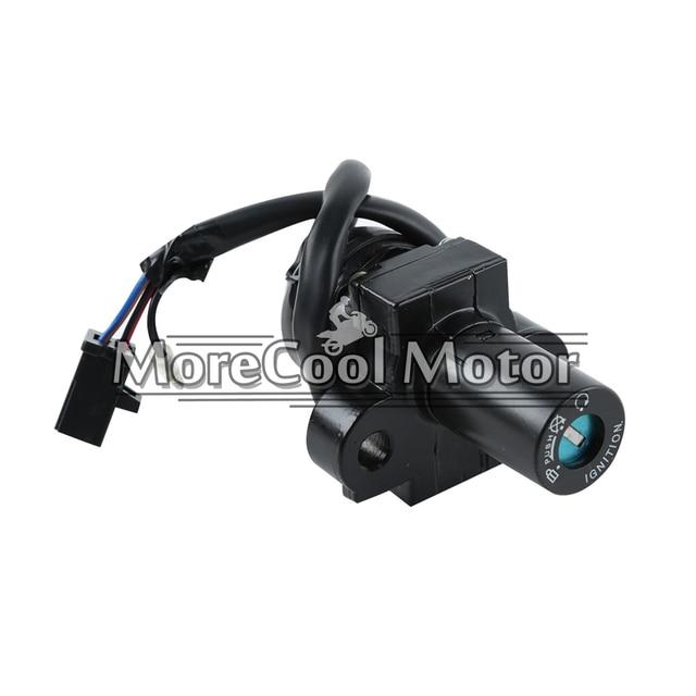 Motorcycle Ignition Switch Lock + 2 Keys For HONDA CB250 CB500 CB600 97 98 VTR250 97 CBR400 NC23 NC29 VFR400 NC30 RVF400 NC35